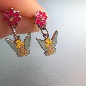 Disney Tinker Bell earrings